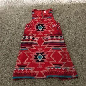 Xhilaration sleeveless dress